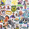 "Image of 50 PCS ""Parks and Recreation"" Vinyl Sticker Pack"