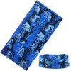 Image of 12-in-1 Outdoor Multi-Functional Sports Magic Scarf- MixMatch Series3