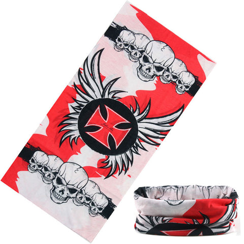 12-in-1 Outdoor Multi-Functional Sports Magic Scarf- MixMatch Series3