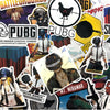 "Image of 25 PCS ""PUBG"" theme Waterproof Stickers-SALE"