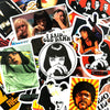 "Image of 50 PCS ""Pulp Fiction"" Stickers"