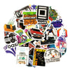 "Image of 50 PCS ""Ready Player One"" Parody Stickers"
