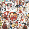 "Image of 50 PCS ""Slam Dunk"" Stickers"