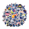 "Image of 50 PCS ""Stitch"" theme Stickers-SALE"
