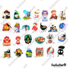 "Image of 50 PCS ""Studio Ghibli"" Vinyl Stickers"
