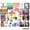 "Image of 90 PCS ""Supreme"" Vinyl Stickers-SALE"