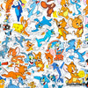 "Image of 50 PCS ""Tom Jerry"" Vinyl Sticker Pack"