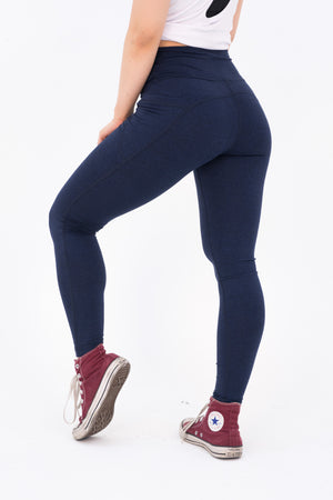 Versa Leggings Blue - Modern Vision