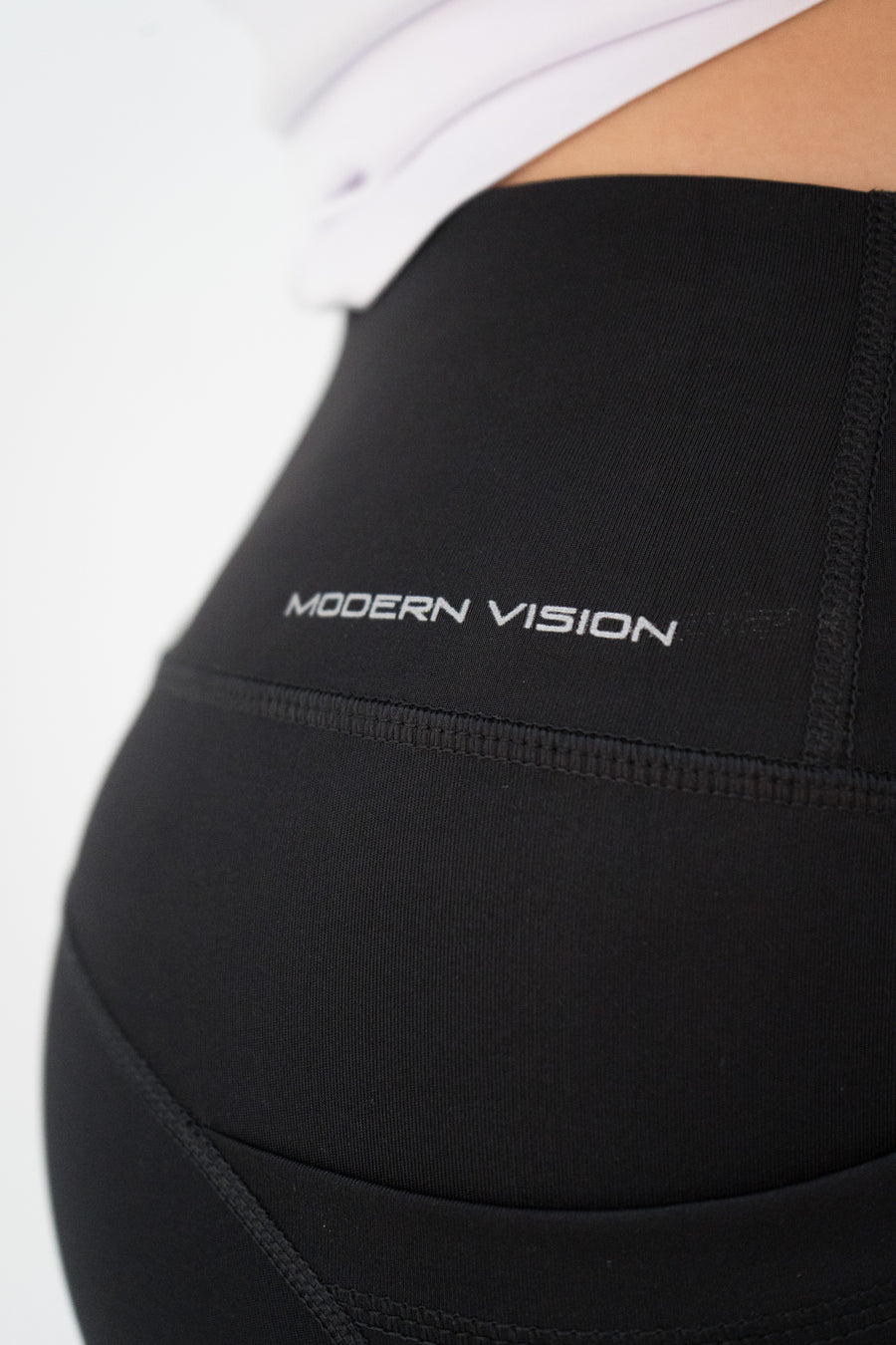 Impact Leggings Black - Modern Vision