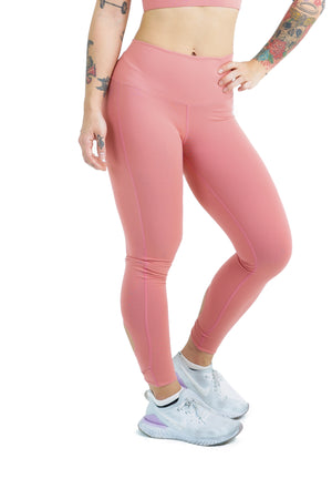Flux Leggings Coral - Modern Vision
