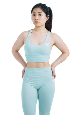 Flux Sports Bra Mint - Modern Vision