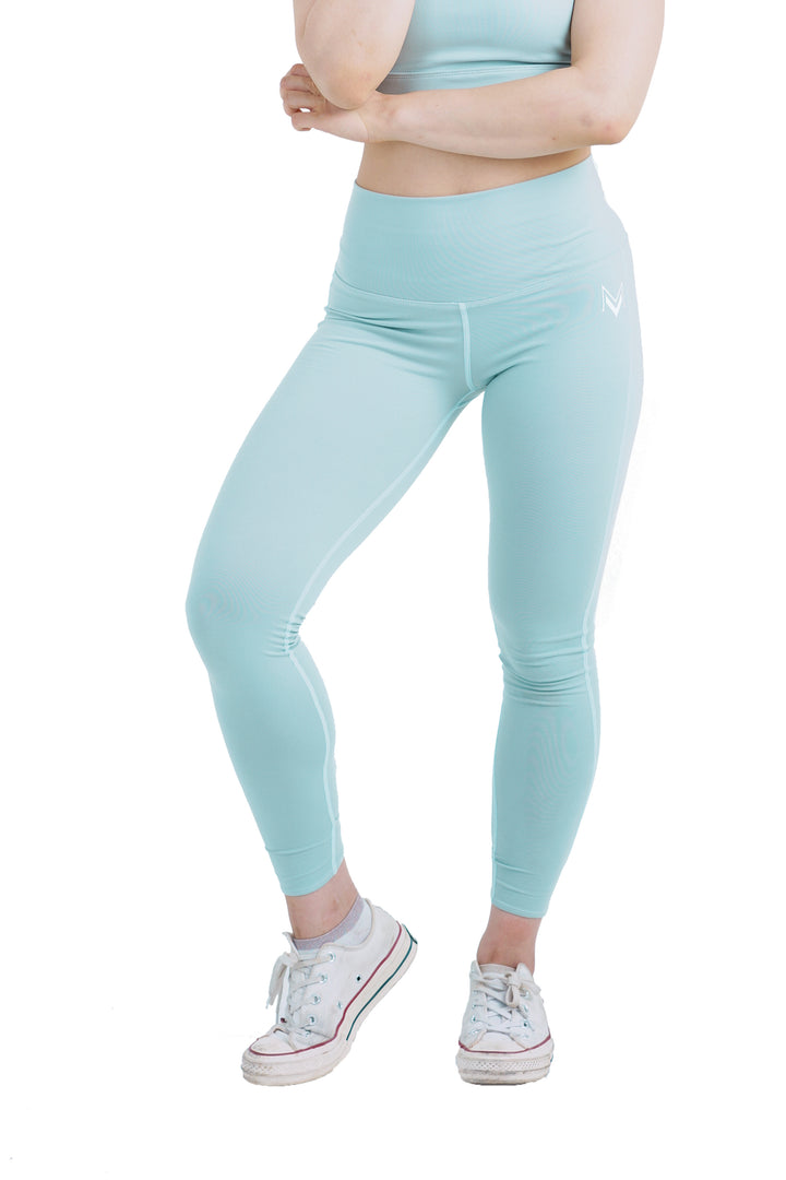Flux Leggings Mint - Modern Vision