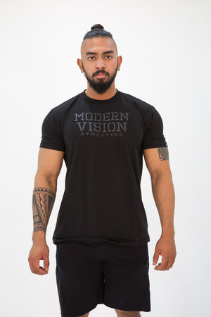 Men's Signature Pitch Black - Modern Vision