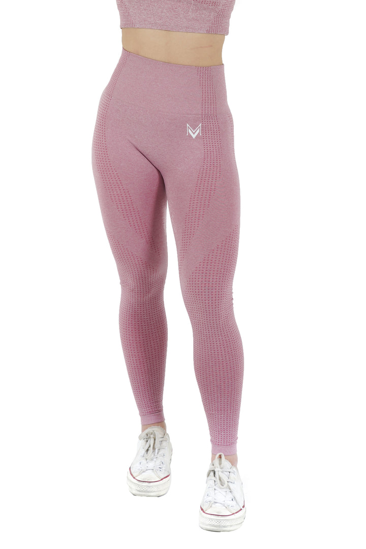 Bold Leggings Rose Pink - Modern Vision