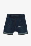 FOX BABY Boy Denim Shorts with Pouch Pocket