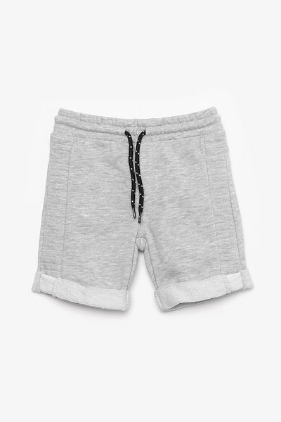 Drawstring Knit Shorts