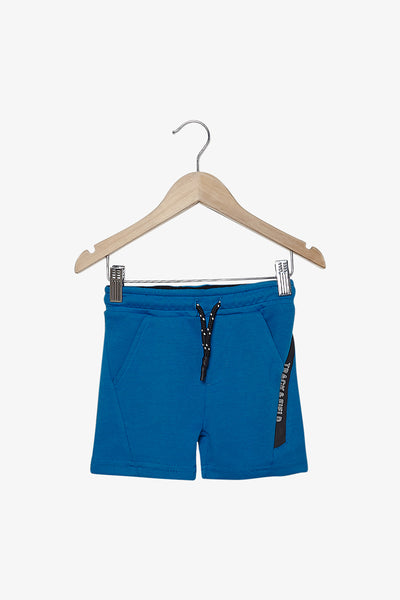 FOX Newborn & Baby Track and Field Drawstring Shorts
