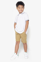 FOX KIDS Boy Belted Chino Shorts