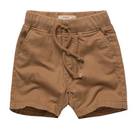 Pull Up Woven Shorts