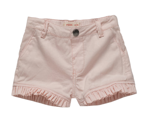 Shorts with Frills