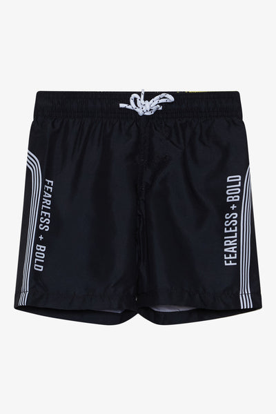 FOX Kid Boy Drawstring Surf Shorts