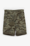 FOX BABY Boy Camo Print Shorts