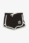 FOX BABY Girl Solid Colour Jersey Shorts