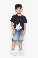 FOX Kid Boy Distressed Denim Shorts