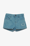FOX BABY Girl Denim Shorts