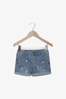 FOX NEWBORN & BABY All Over Disney Denim Shorts
