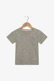 FOX Newborn & Baby Allover Printed Tee