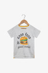FOX Newborn & Baby Yummy Printed Tee