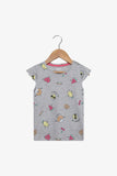 FOX Newborn & Baby Short Sleeve Graphic Tee