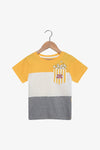 FOX Newborn & Baby Graphic Pocket Tee