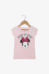 FOX NEWBORN & BABY Minnie Mouse Graphic Tee