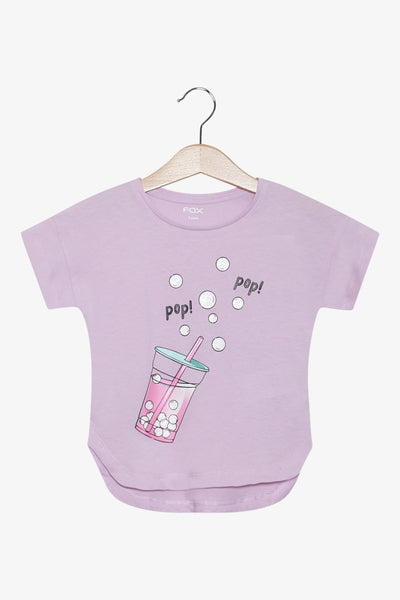 FOX Newborn & Baby Soda Pop Graphic Tee