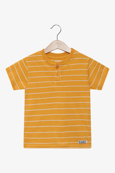 FOX BABY Boy Striped Tee