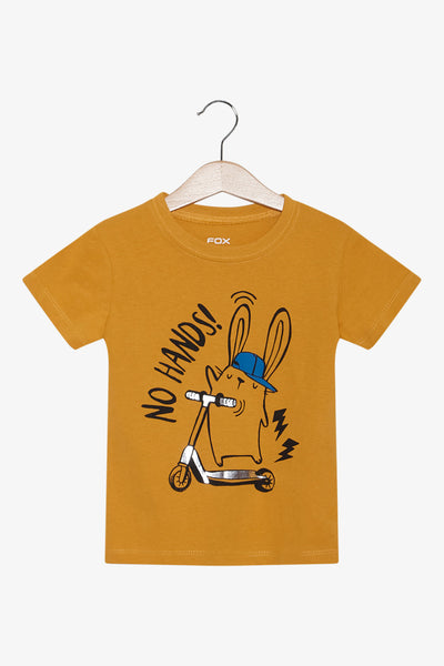 FOX Newborn & Baby Illustrated Graphic Tee