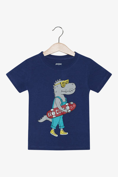 FOX Newborn & Baby Be Cool Printed Graphic Tee