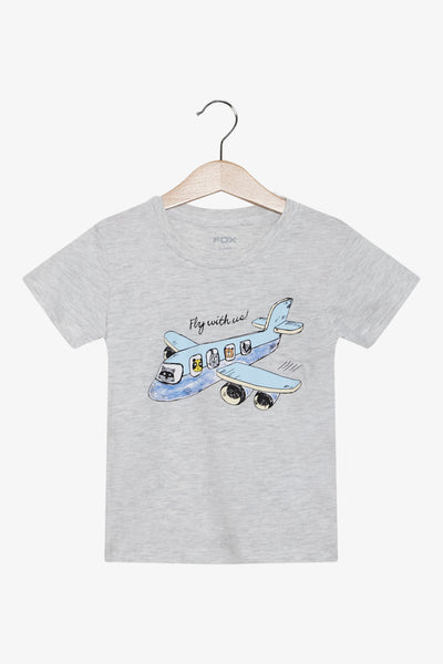 FOX Newborn & Baby Fly With Me Graphic Tee