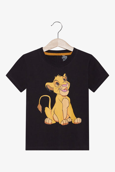 FOX Newborn & Baby Simba Graphic Print Tee