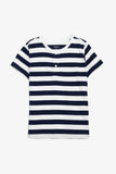 FOX KIDS Boy Striped Henley Tee