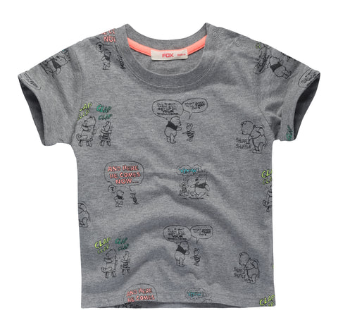 Winnie the Pooh All Over Tee