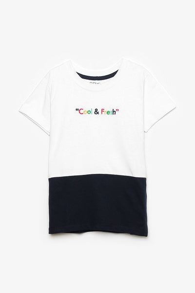FOX BABY Boy Graphic Tee