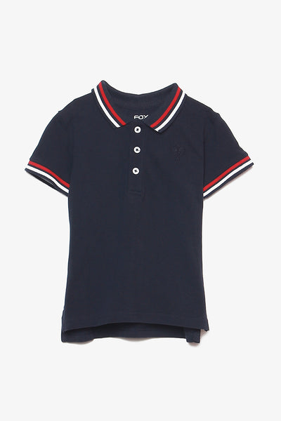 FOX Baby Boy Polo Tee