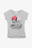 FOX BABY Girl Daisy and Minnie Mouse Graphic Tee