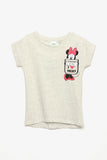 Minnie Mouse Print Tee