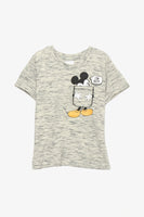FOX BABY Boy Mickey Mouse Tee