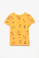 FOX BABY Boy Donald Duck Tee