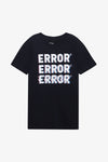 FOX Kid Boy Error Glitch Printed Tee